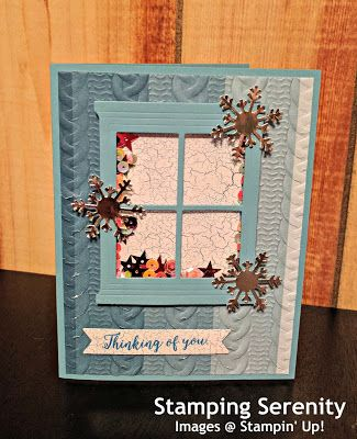 Stamping Serenity: Alaska Achievers October Blog Hop