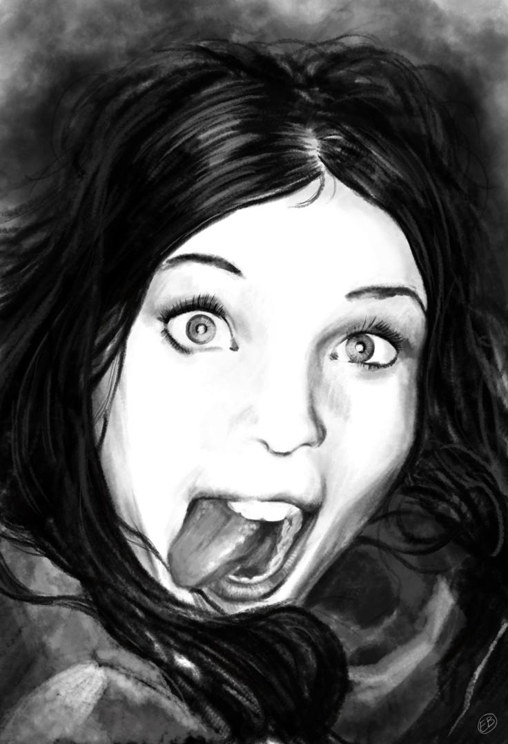 Digital Portrait     www.ewoudbakker.com