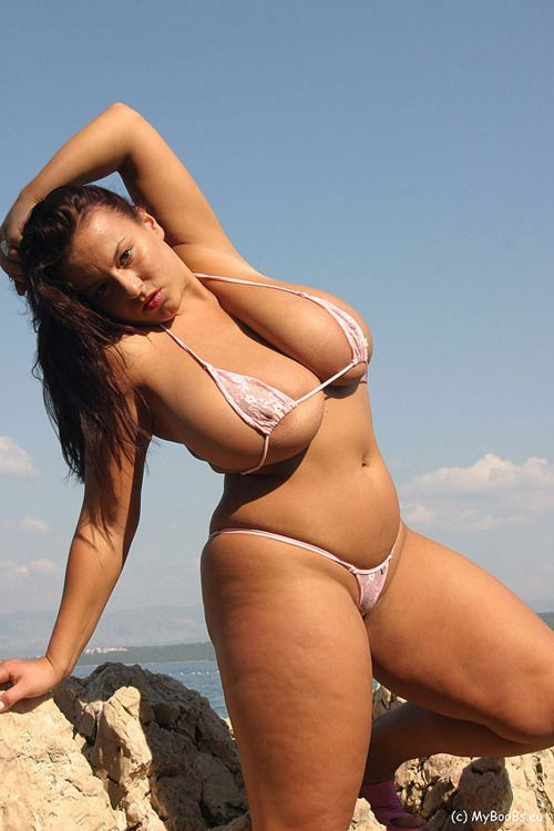 naked curvy babes gifs
