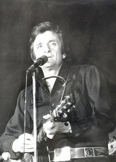 Johnny Cash 1974