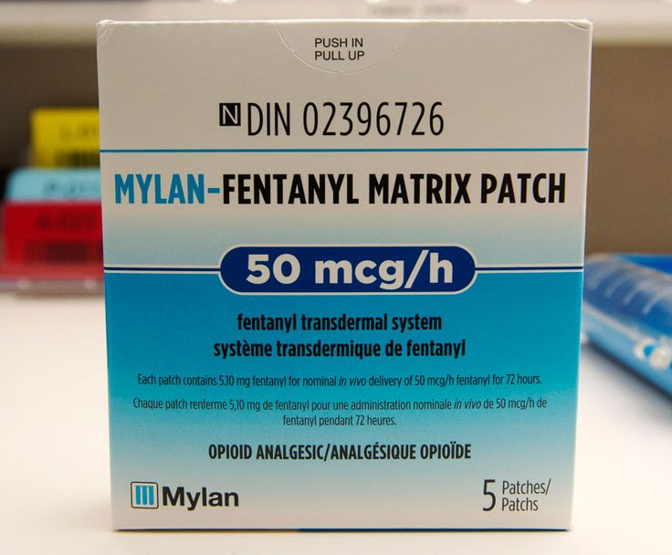 #Ontarians using prescription high-dose fentanyl patches must now seek alternatives - MetroNews Canada: MetroNews Canada Ontarians using…