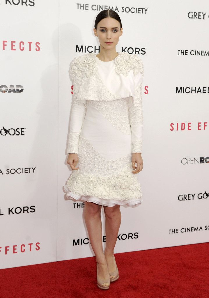 """Rooney Mara - Open Road With The Cinema Society And Michael Kors Host The Premiere Of """"Side Effects"""" - Arrivals"""