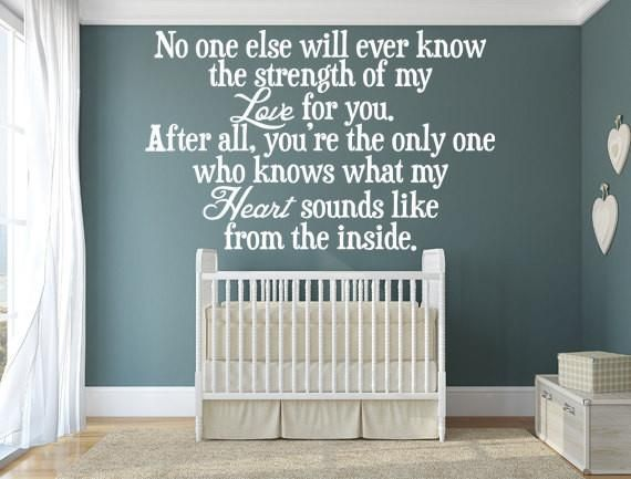 Best Scripture Wall Decals Images On Pinterest Scriptures - How to put a decal on my wall