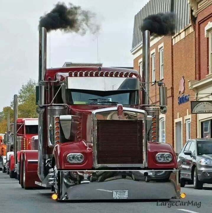Kenworth trucking club