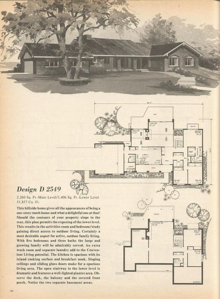 1000 ideas about vintage house plans on pinterest for Home planners inc house plans