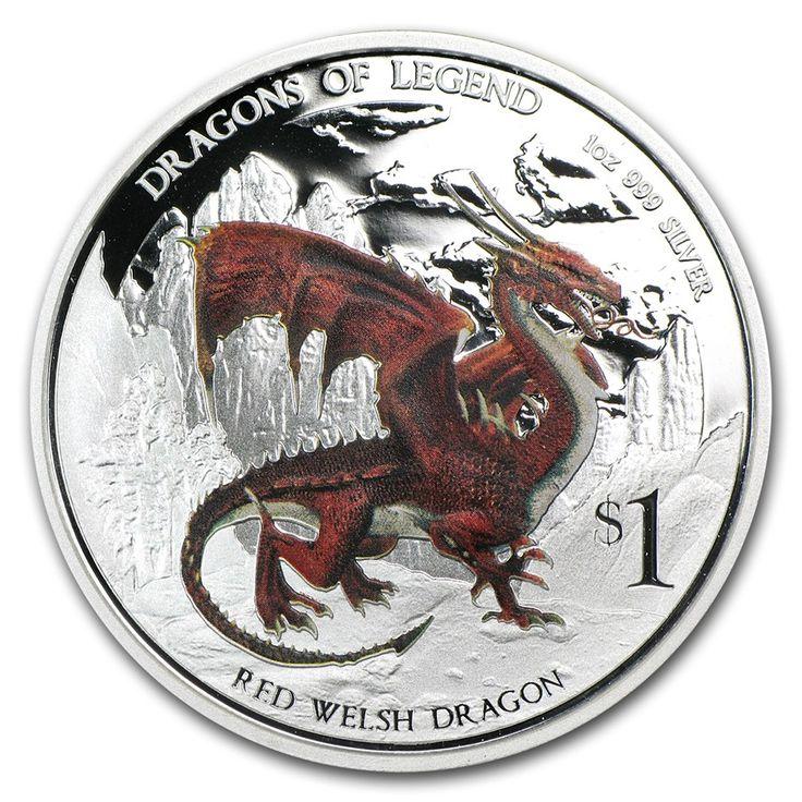 Rudý velšský drak 2012