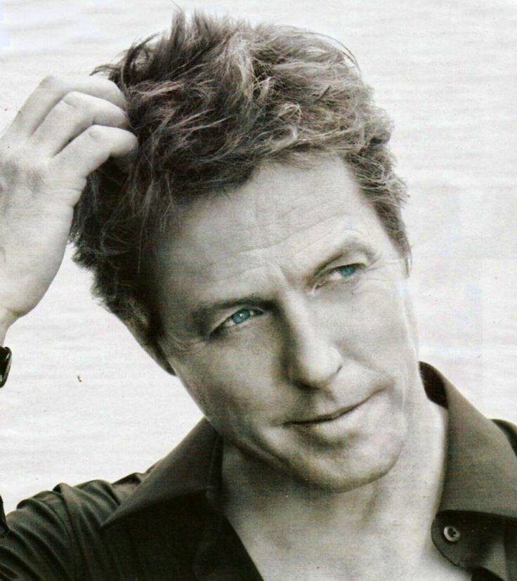 Hugh Grant, improved with age ;)