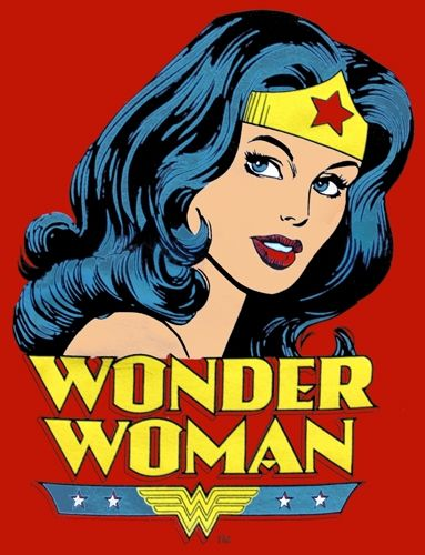 80s wonder woman logo - Google Search