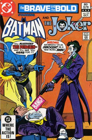 Brave and the Bold #191, DC Comics