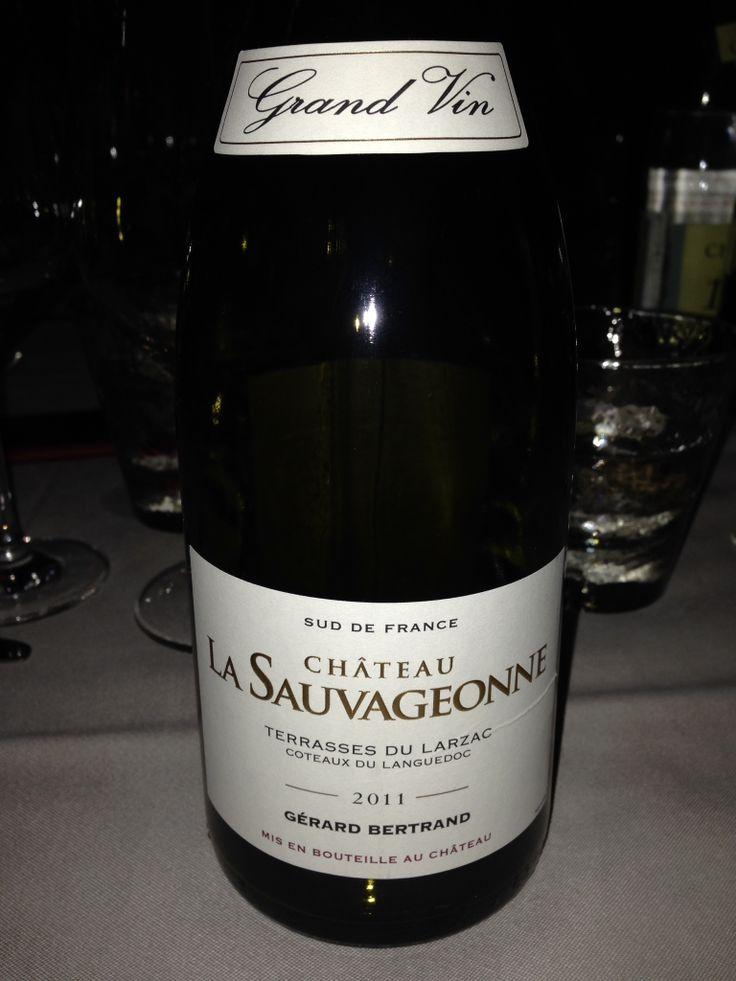 La Sauvageonne Sauvageonne House Wine Cheapest On The Menu But