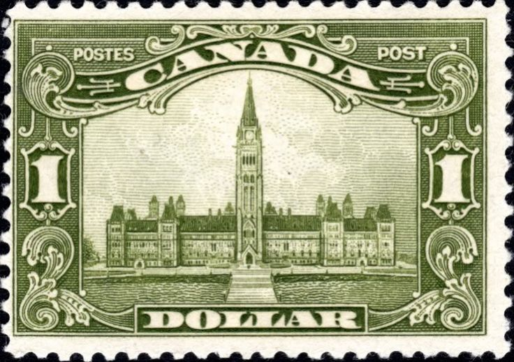 Canadian Stamp.