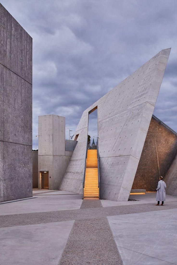 National Holocaust Monument, Оттава, 2017 - Studio Libeskind