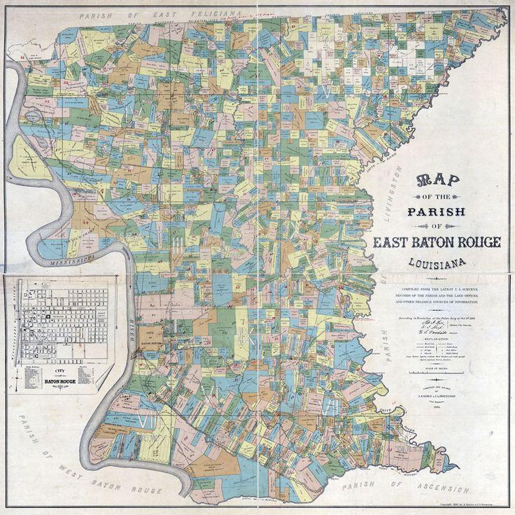 The Best Map Of Louisiana Parishes Ideas On Pinterest - County map of louisiana