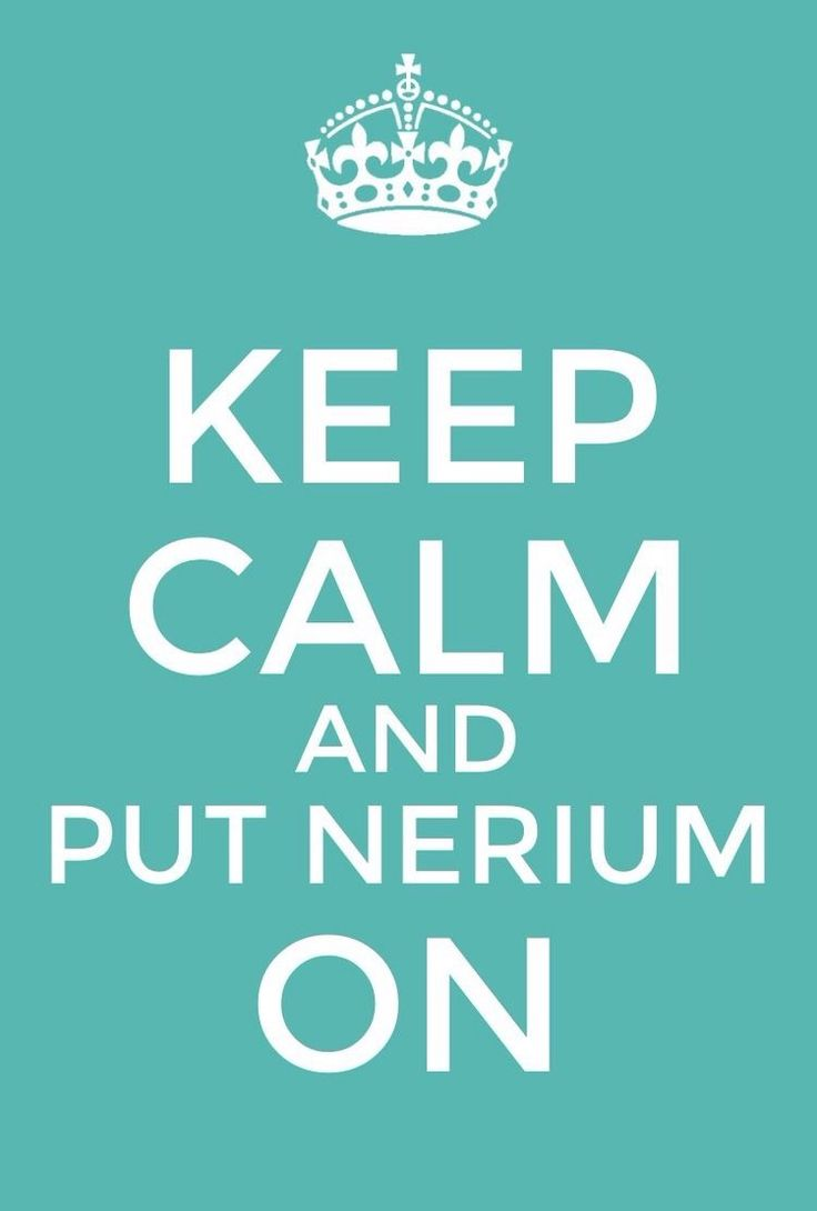 Keep Calm! Nerium gives Real Results! Contact me to get yours! http://lisagemgnani.neriumproducts.com/