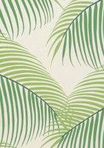 €82,90 Prezzo per rotolo (per m2 €12,14), Carta da parati floreale, Tessuto base: Carta da parati TNT, Superficie: Liscio, Effetto: Opaco, Design: Fronde di palma, Colore di base: Bianco crema, Colore del disegno: Blu verde, Verde giallastro, Verde smeraldo, Caratteristiche: Buona resistenza alla luce, Bassa infiammabilità, Rimovibile, Stendere colla sul muro, Lavabile