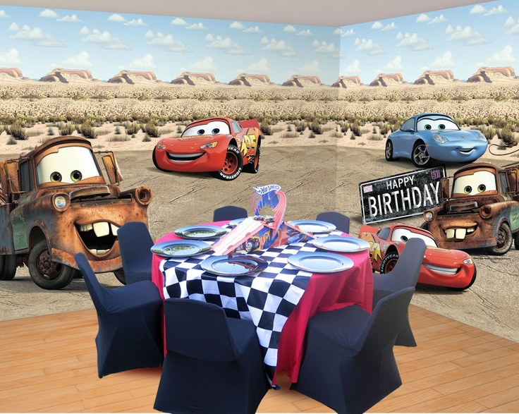 cars party ideas and decorations