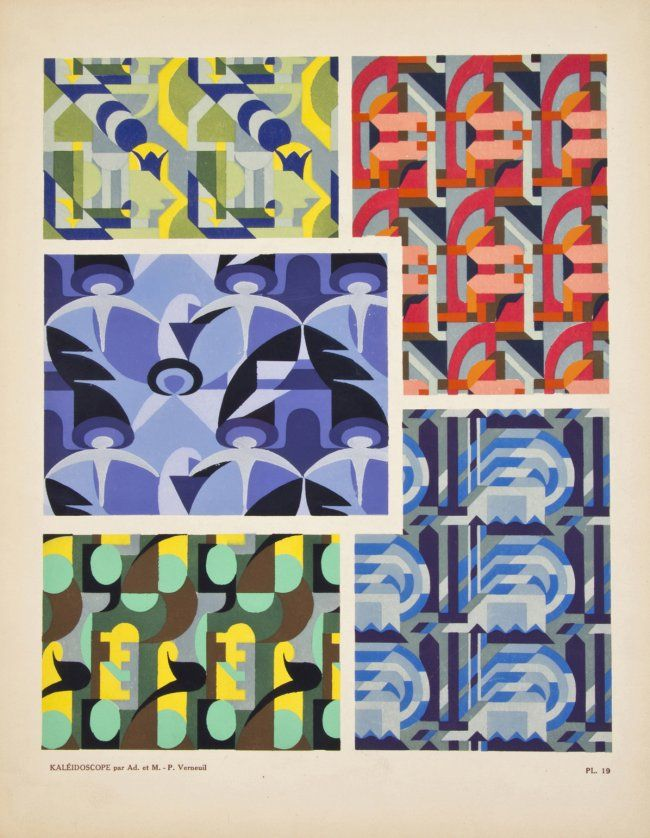 18 best Deco images on Pinterest | Stamping, Textile design and Art ...