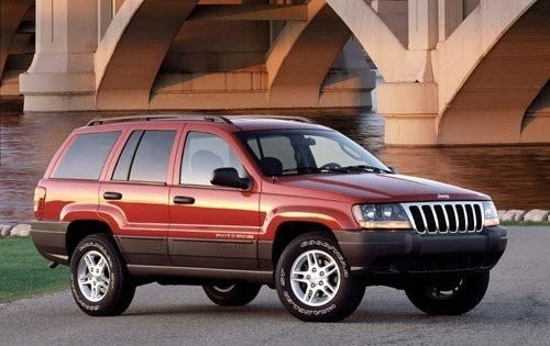 Awesome 2002 Jeep Cherokee Laredo