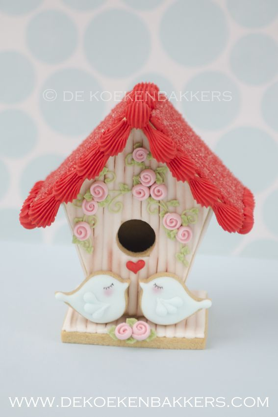 6/10-3D Cookie Class with De Koekenbakker, June 10th-Half Day Class