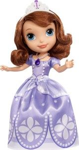 Disney Sofia the First 9-Inch Princess Sofia Doll