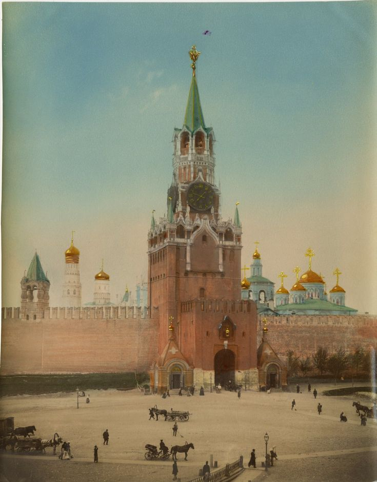 Россия, Москва, Кремль    #Russie_Russia