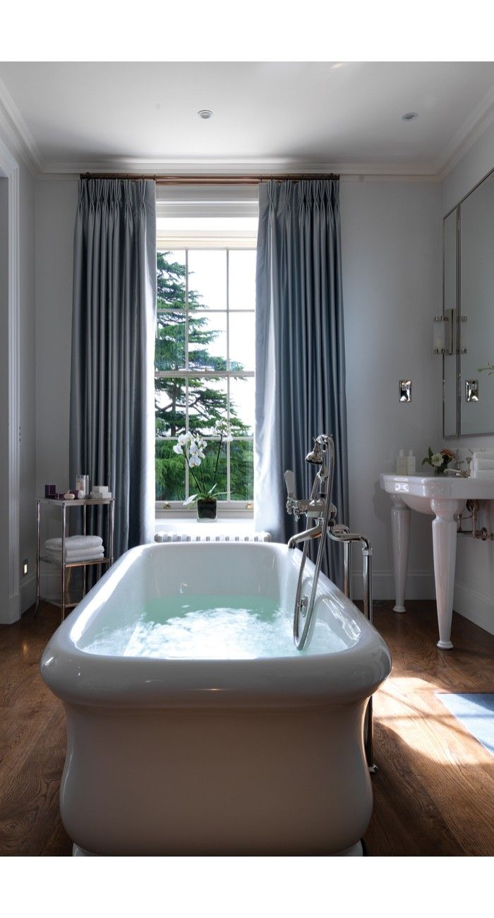 With a heated hot tub, wearable wellies and the New Forest literally on your doorstep, Lime Wood hotel is a true haven as the year cools down.