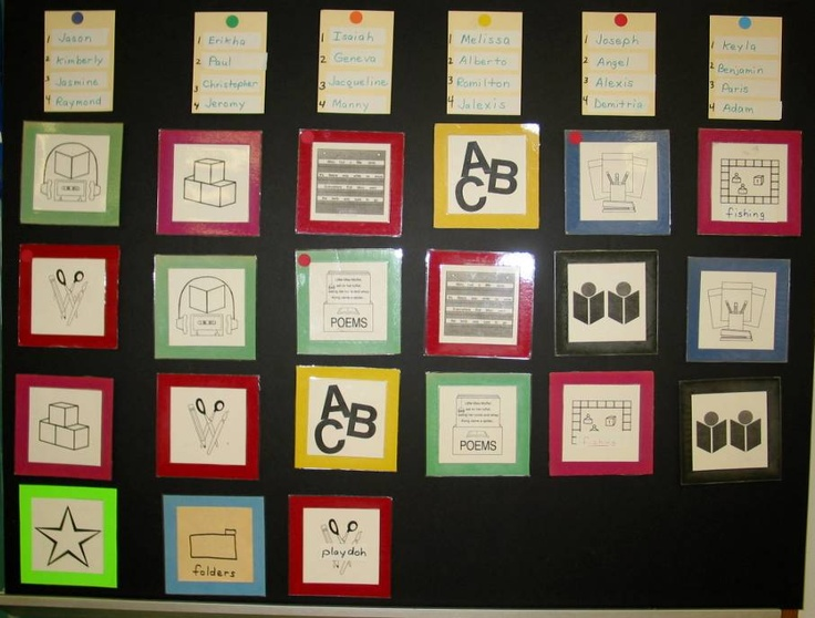 Classroom Rotation Ideas ~ Images about center rotation on pinterest