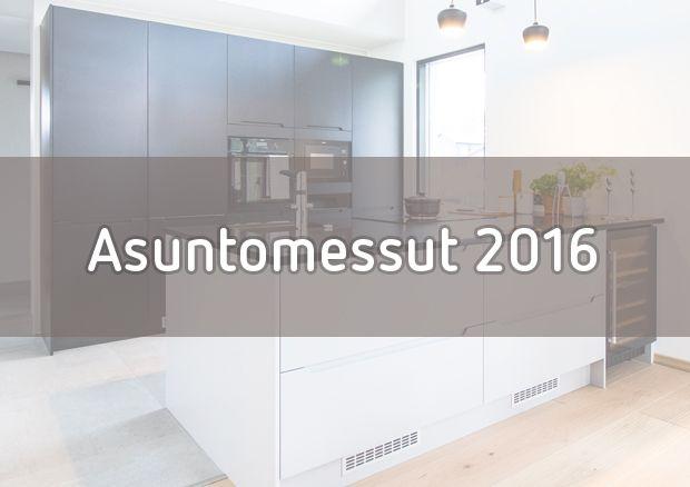 Asuntomessut Seinäjoella 2016