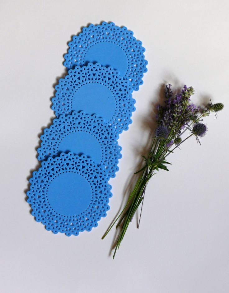 Podložky+pod+hrneček+modré+Podšálky+jsou+vyrobeny+z+pěnové+gumy+-+lze+tedy+velmi+dobře+udržovat+čisté,+můžete+otírat+vodou,+velikost+11,8+cm.+Cena+za+1+ks.
