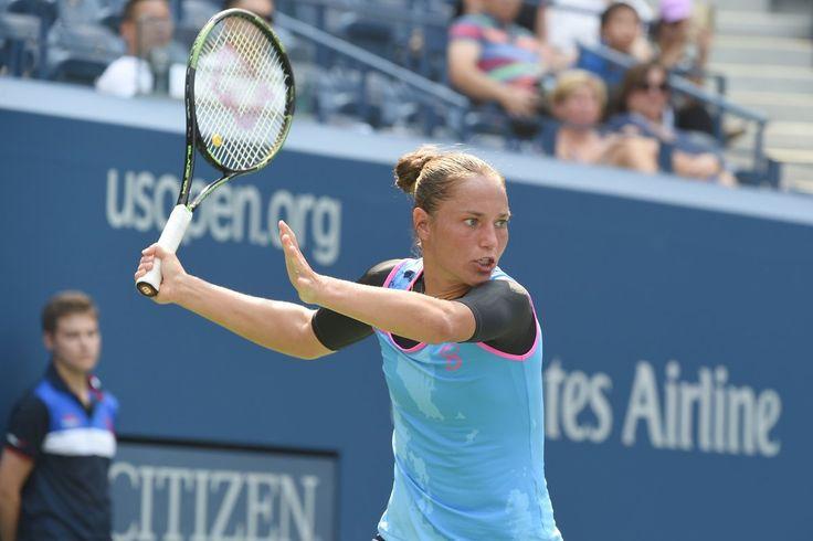 Kateryna Bondarenko - 2016 US Open R1 - via US Open Tennis (@usopen) | Twitter