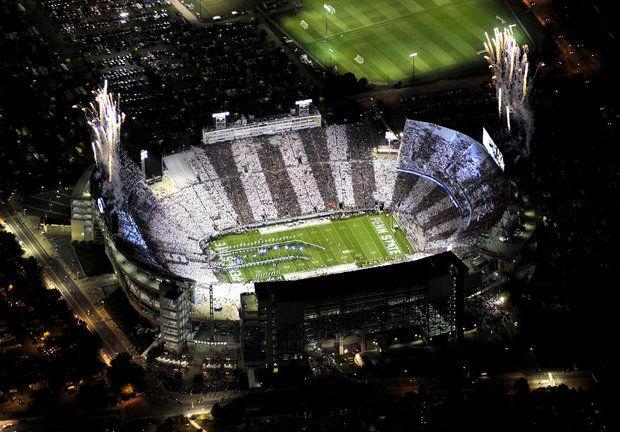 UNIVERSITY PARK: Penn State powering over Rutgers at half, 21-0 | Penn State Football | CentreDaily.com