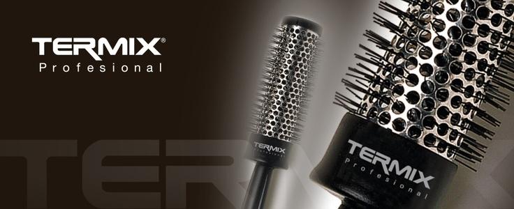 Los cepillos Termix Profesional son los más demandados por los profesionales de peluquería. Termix, artículos de peluquerías
