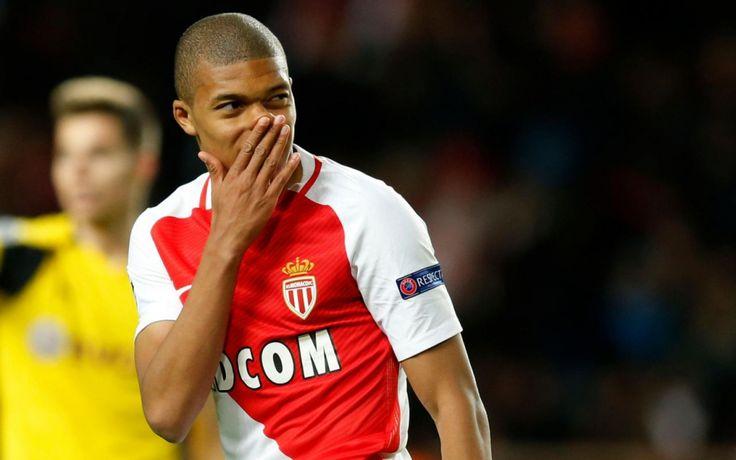 Mercato - Une offre de 90M€ du PSG pour arracher Mbappé à Monaco ? - http://www.europafoot.com/mercato-une-offre-de-90me-pour-arracher-mbappe-a-monaco/