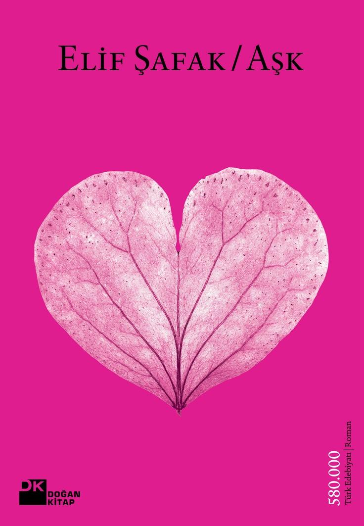 Aşk pembe kapak (Doğan Kitap)