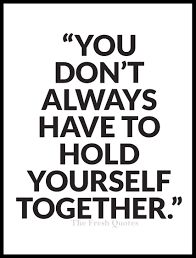 Image result for have to be strong quotes