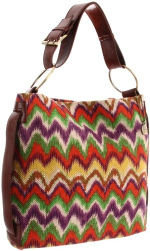 BIG BUDDHA Winnie Hobo,Green,One Size