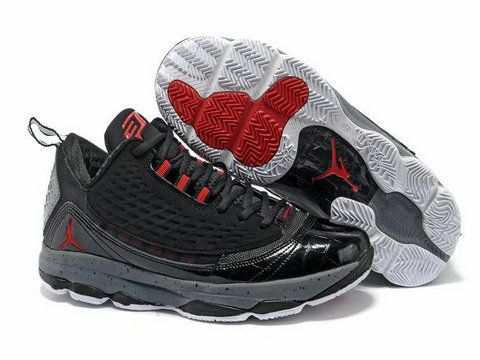Jordan CP3 6 AE Black Gym Red Cement Grey Shoes are cheap sale online. Pick