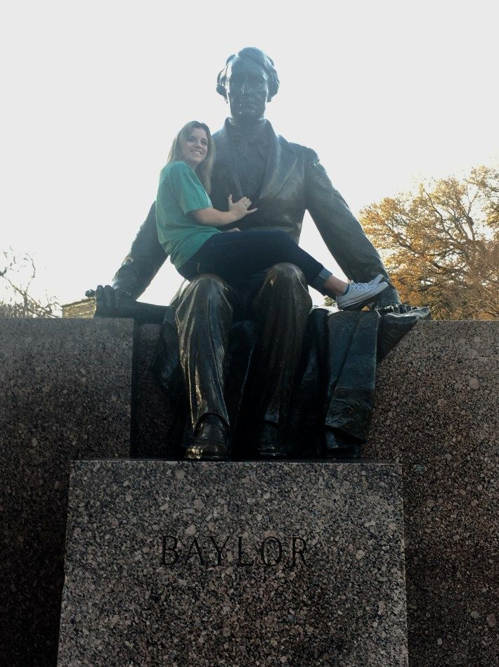 20 Things No One Tells You About Freshman Year At Baylor University