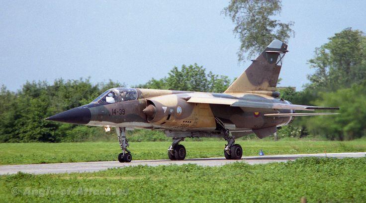 https://flic.kr/p/q44CsN | Mirage F1CE | Mirage F1CE, Spanish AF, 141 escuadron/Ala14 (Albacete),C.14-39/14-39. Volkel (NL), 15-24 June 1987