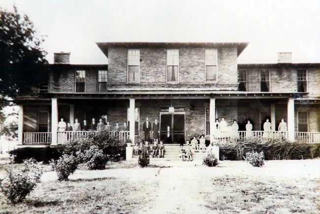 Texarkana Baptist Orphanage c. 1930's