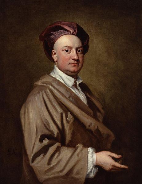 Jacob Tonson II, by Sir Godfrey Kneller (1700s)