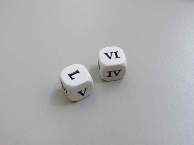 romeinse cijfers. Leuke manier om de getallen te oefenen. Maar ach... wat heb je aan romeinse cijfers, ze worden bijna niet meer gebruikt.