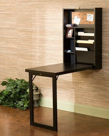 17 Best Images About Fold Out Desks On Pinterest Wall