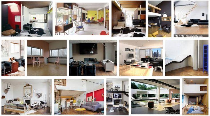 Le Corbusier dans la décoration d'intérieur
