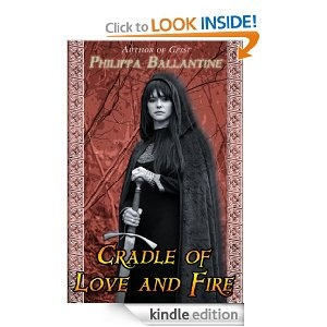 Cradle of Love and Fire: Pip Ballantine