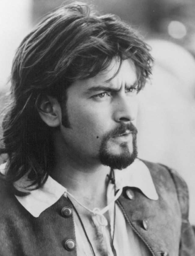 Charlie Sheen (Aramis) will always be my favorite musketeer!