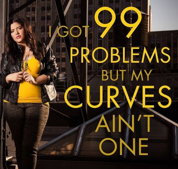 Plus Size Inspirational Quotes   Plus Size Inspiration: 10 'Body Positive' Quotes From Pinterest ...