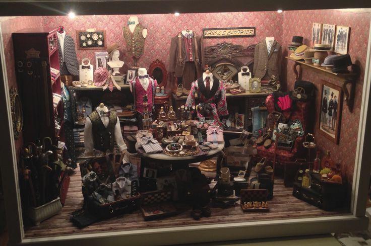Basil's Clothier--by Denise Morales