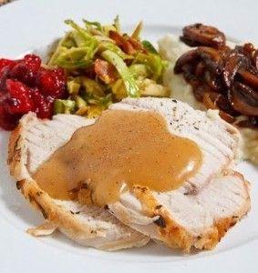 Recipe For Herb Roasted Turkey Breast | Recipes | Pinterest