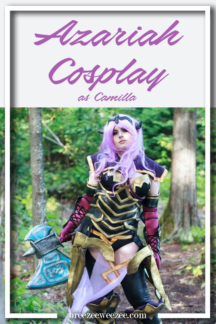 Picture feature friday cosplayer interview cosplay breezeeweezee blog azariah cosplay camille